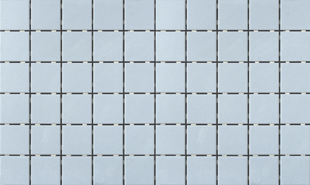 "Lake Blue  2"" x 2"" 