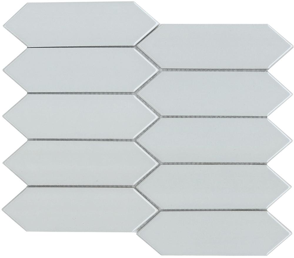 Light Grey  Gloss | JU.PK.LGR.2X6.GL