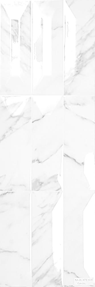 "Bianco Statuario  10""x30"" |SO.IS.STT.1030.CULDC"