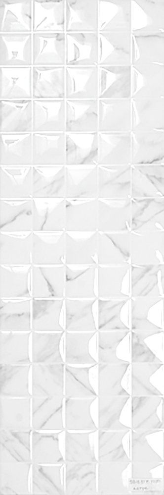 "Bianco Calacatta  10""x30"" |SO.IS.CAL.1030.ARTDC"