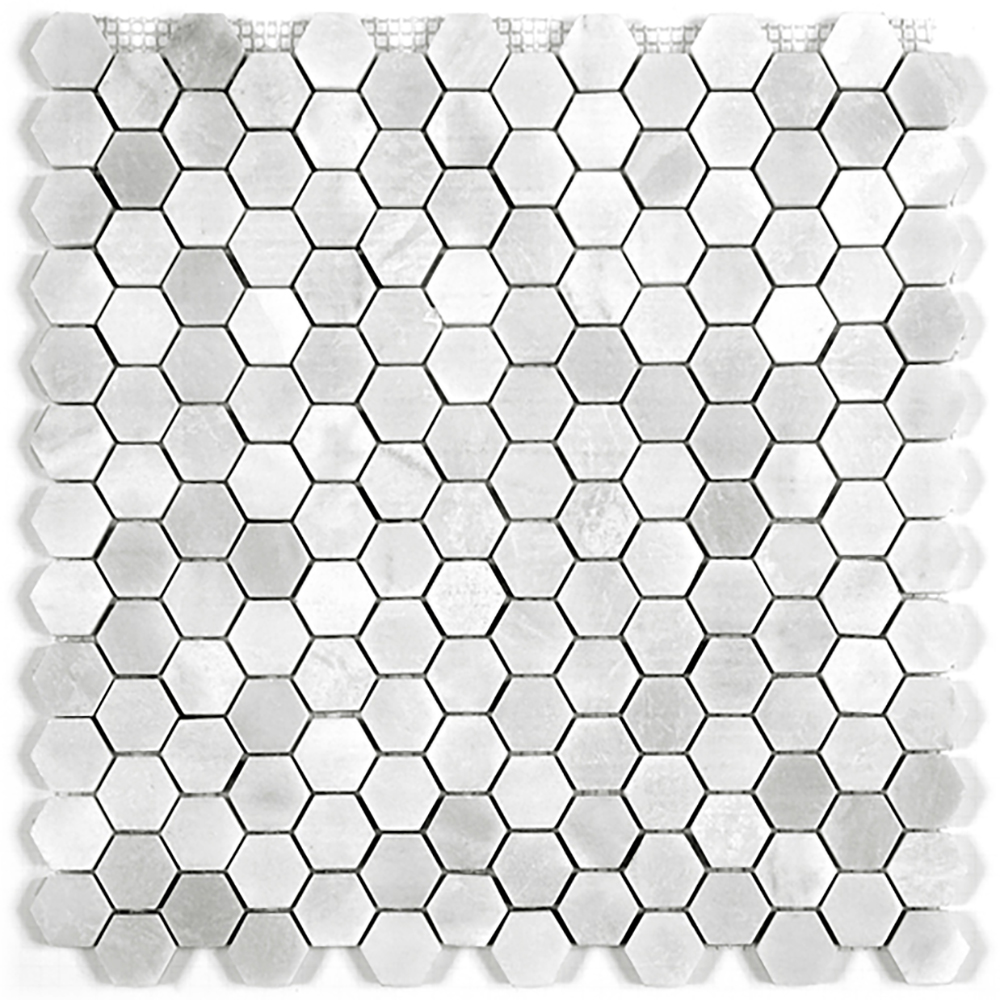 Hexagon Mosaic  Polished | GM.MIL.PRL.HEX