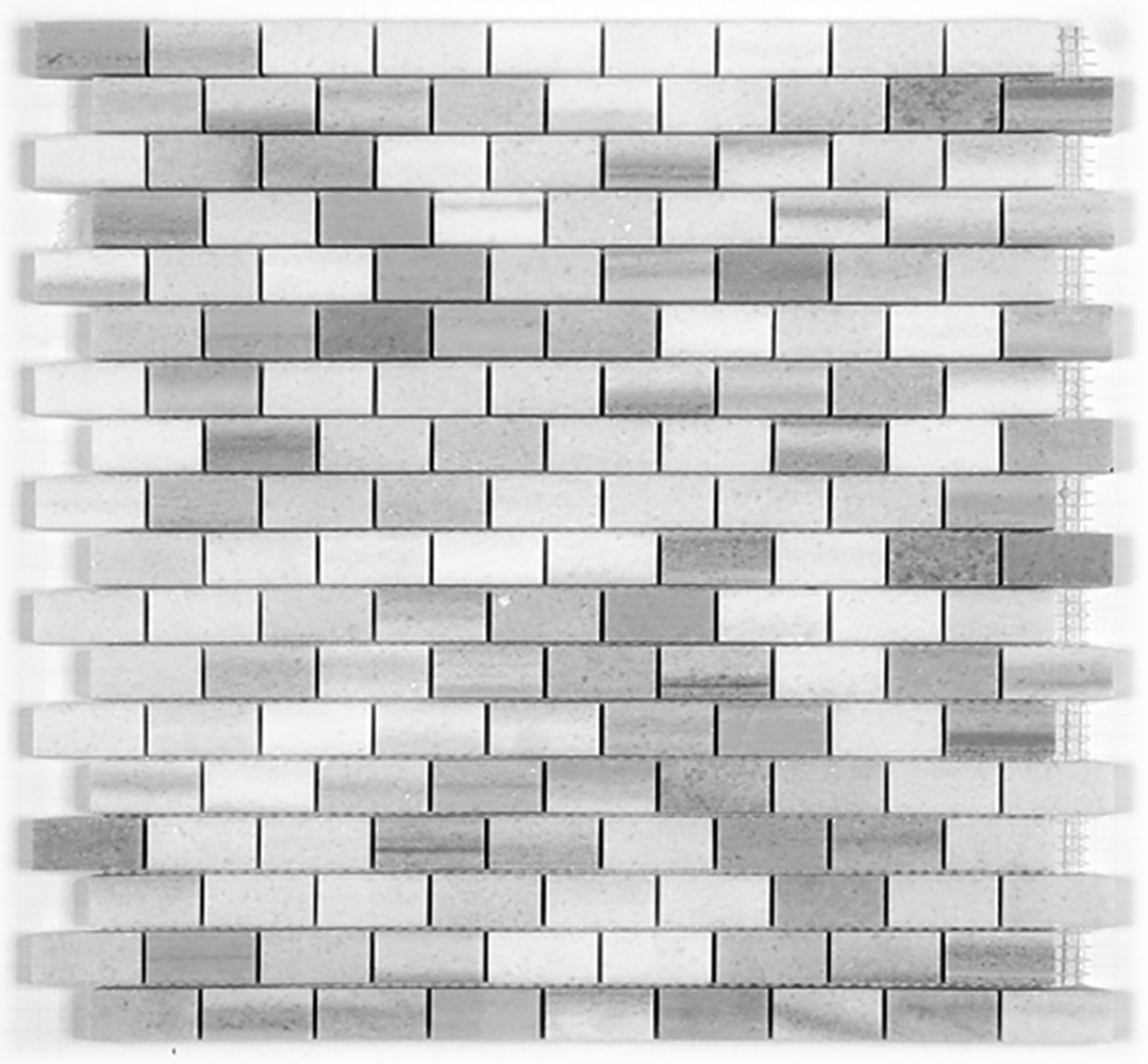 Brick Mosaic  Polished | GM.MARMARA.0,6X1,3