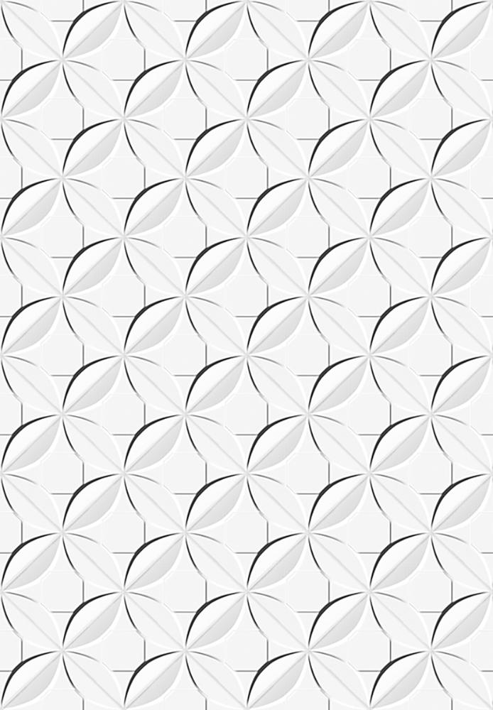 "Branco (White)  17"" x 25"" | CE.DL.BRN.1725.MT"