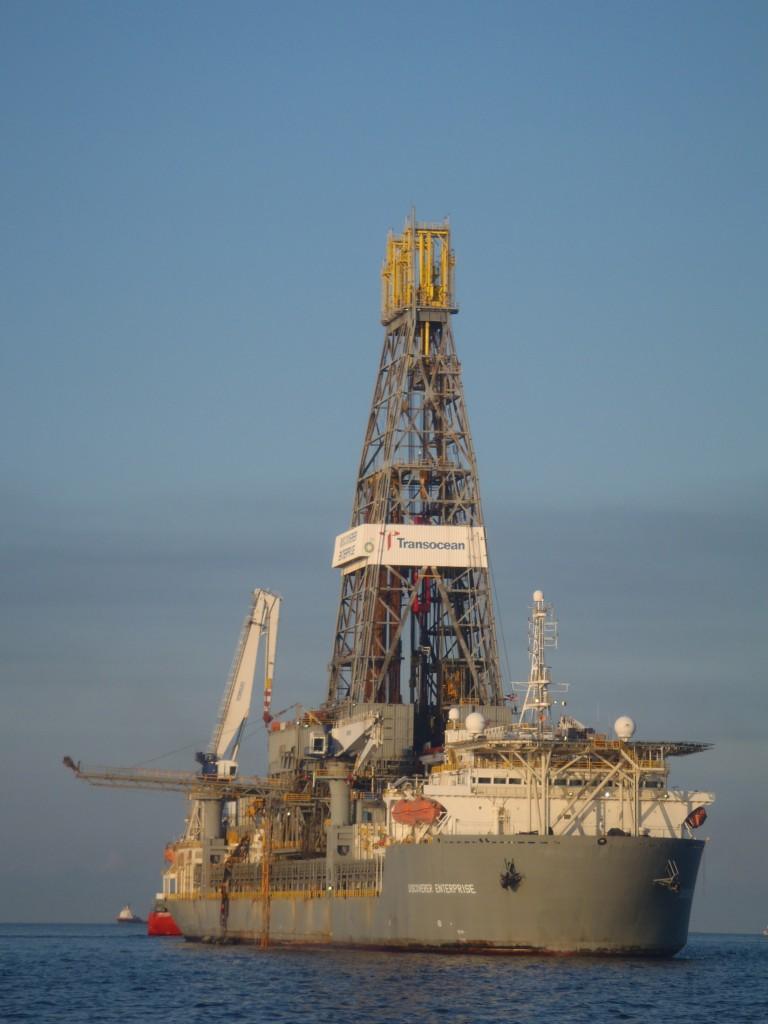 Discovery Explorer Drill Ship
