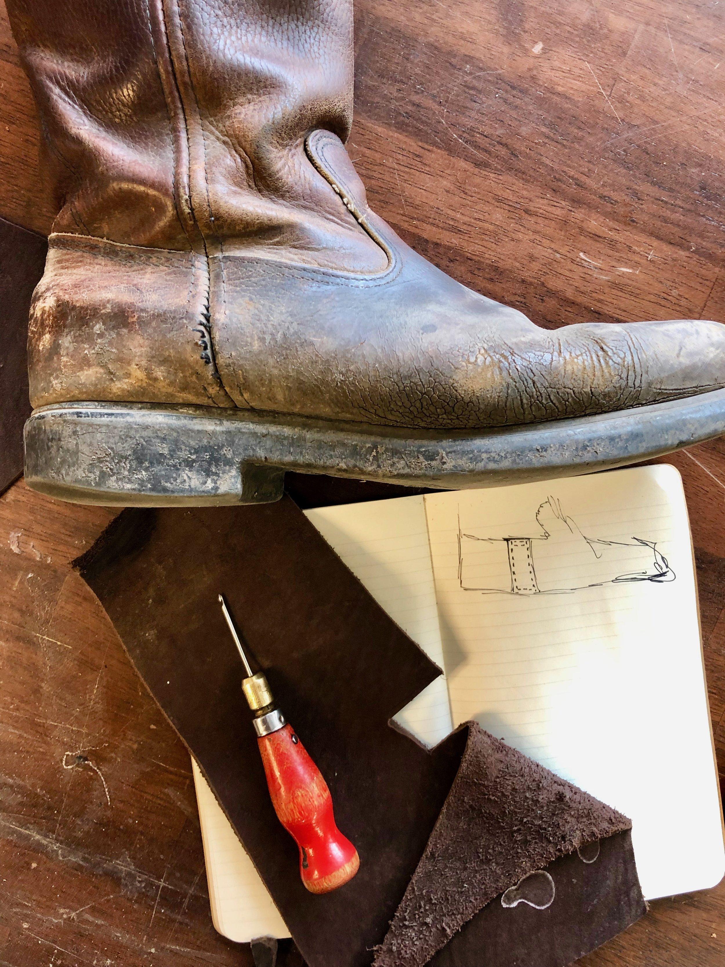 Boot Seam