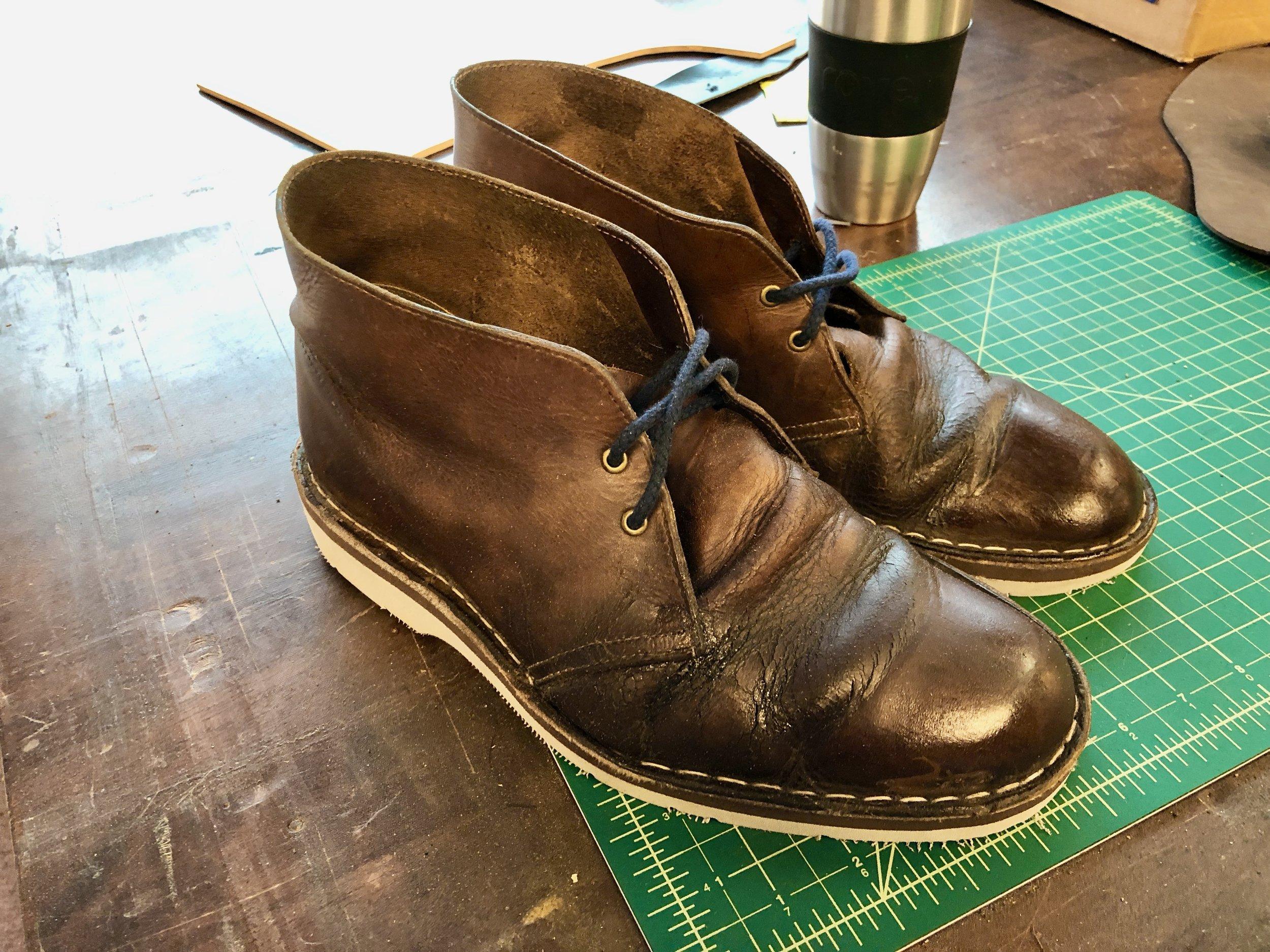 Shoe Repair -