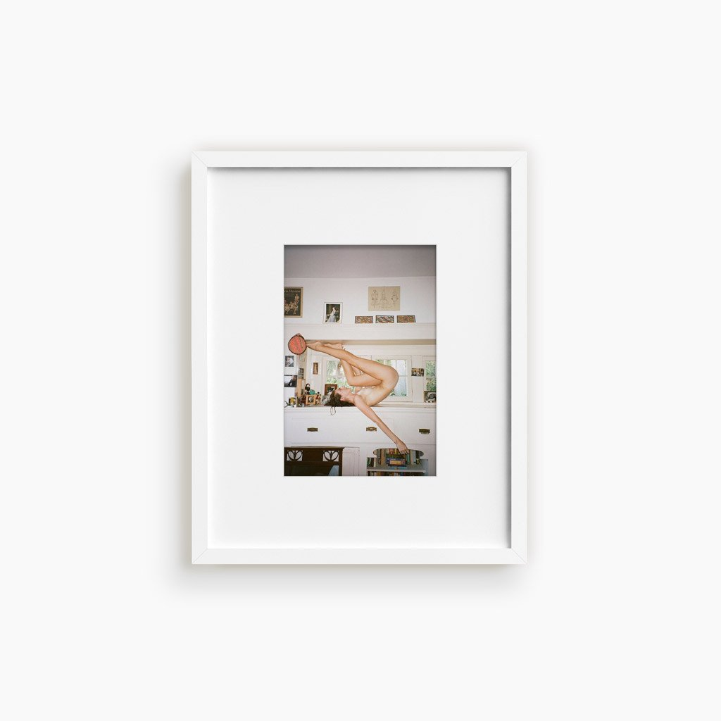 Emily Knecht   Lily  This  Exclusive Tappan Edition  is an  archival photographic art print  on natural white, 100% cotton rag, acid and lignin free archival paper.