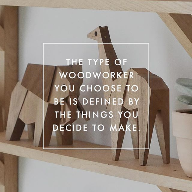 We could all follow the example of @thibautmaletstudio and decide to be more playful in the things we make. If, as a kid, you had the woodworking skills you have now— what would you make? Link in bio to article on the work of Thibaut Malet. . . #woodworking #maker #design #wooddesign #carpentry #woodcraft #woodtoys #woodentoys #sawdust #sawdustetc