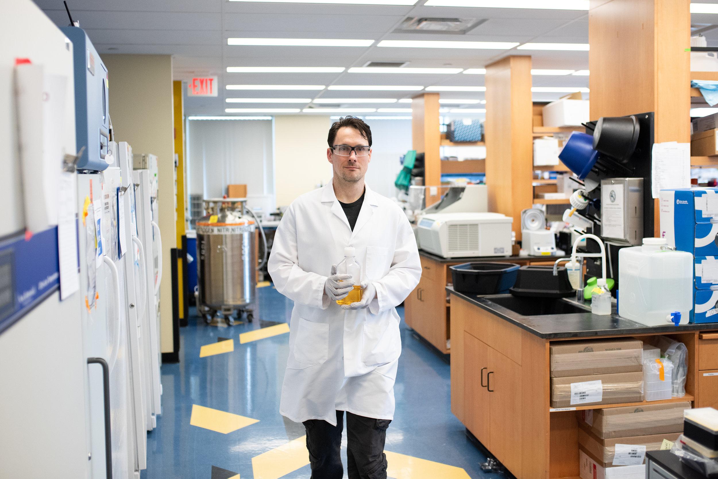 Research Leader in Genocea Lab, Cambridge MA