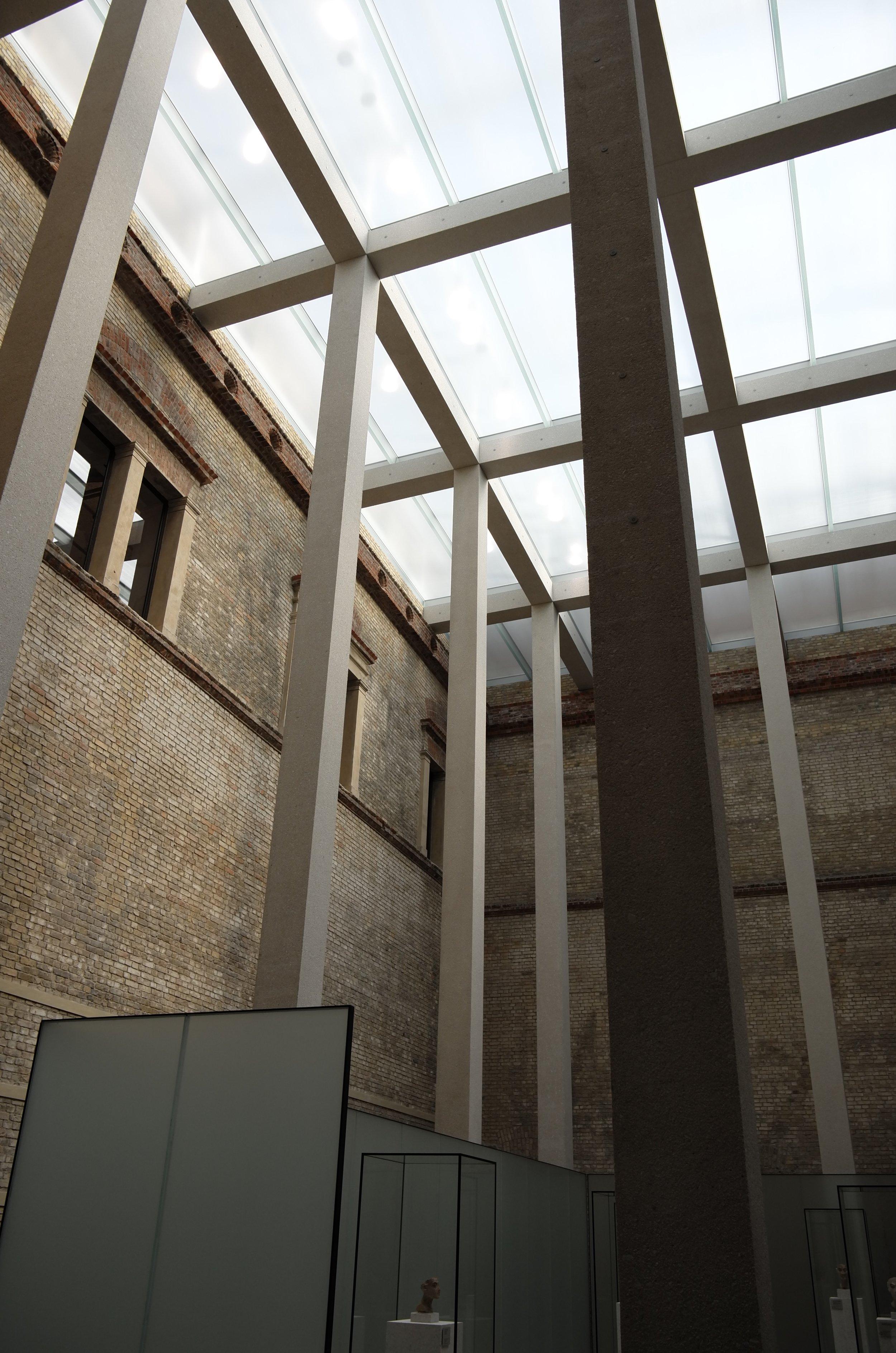 Neues Museum: Architecture Collections History, ed. Elke Blauert and Astrid Bahr. Staatliche Museen zu Berlin.