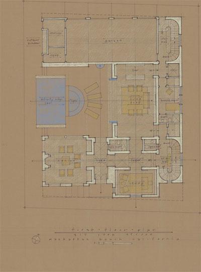 Proposed Floor Plan – Street Level