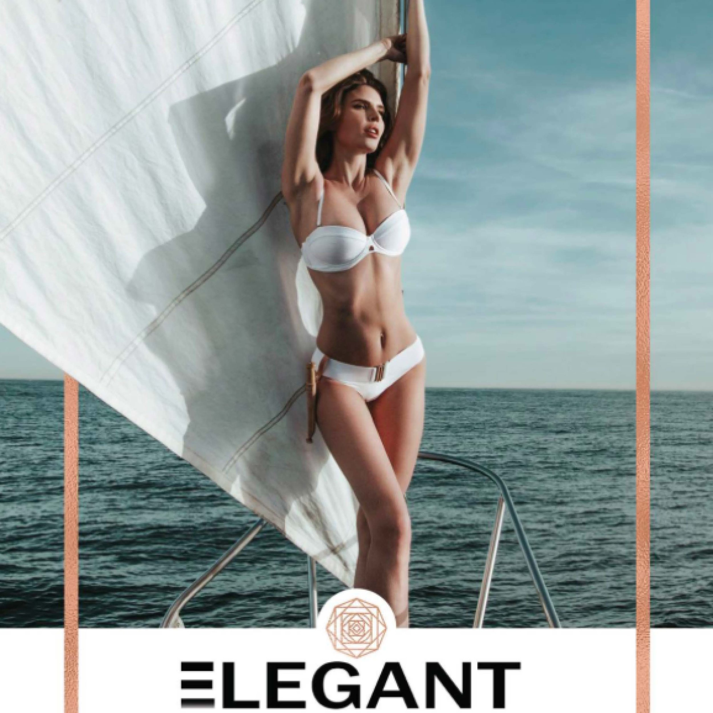 """""""sailing away…"""" for elegant mag - This publication was facilitated by TGS for our Talent Agency Photographer Rex Yu. You'll wanna see what his amazing team created!Check It Out!"""