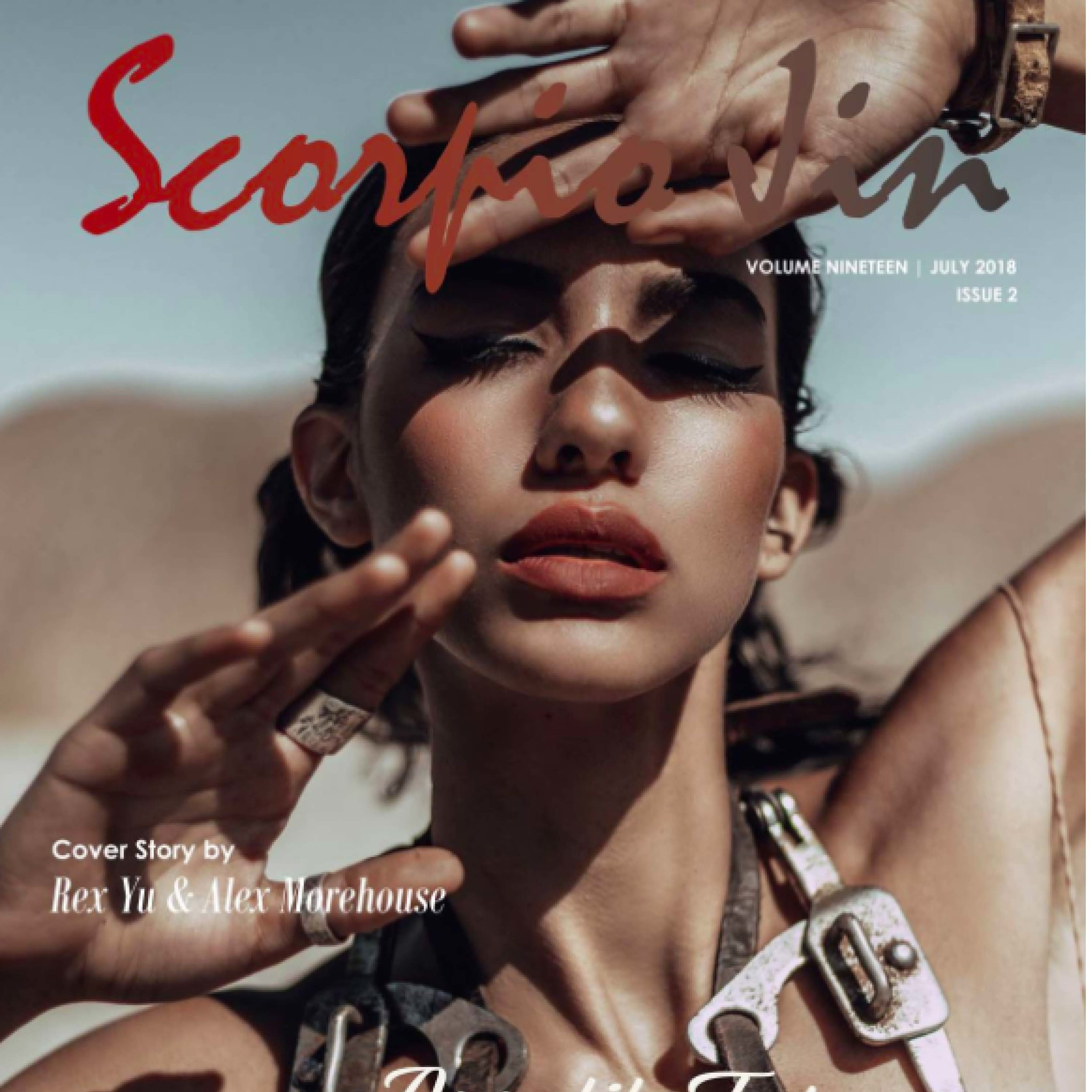 """""""fury road"""" for scorpio jin mag - Fury Road is hot, sexy, sweaty, and has SUMMER written all over it! Our TGS Talent photographer Rex Yu has been published and got the cover so you'll definitely need to order this one!Check It Out!"""