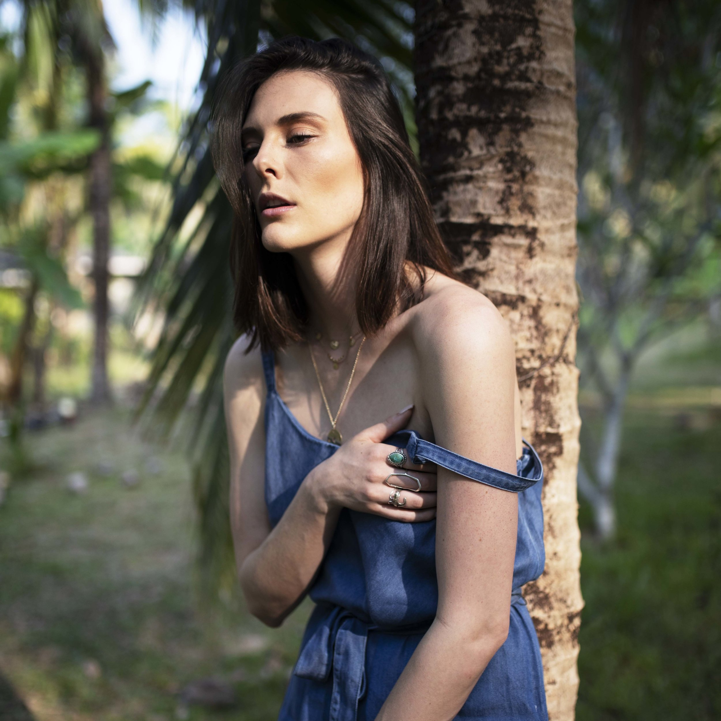 """""""MORNINGS IN THailand"""" for volant mag - Shot during our trip in Thailand, this series is included in the """"botanical"""" issue of Volant Magazine. Shot by MORE Talent photographer Ashley Joanna.Check It Out!"""