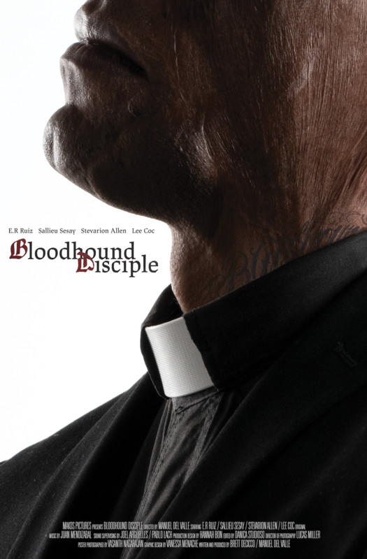 bloodhound disciple - A renewed ex-gang member who converted into a Catholic priest is determined to get back his younger brother who is in serious danger at the hands of his old crime partners.