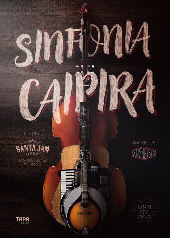 Hillbilly Symphony - A band of folk musicians takes on a small town in countryside Brazil, playing on the streets as the opening act of a hillbilly Blues Festival.