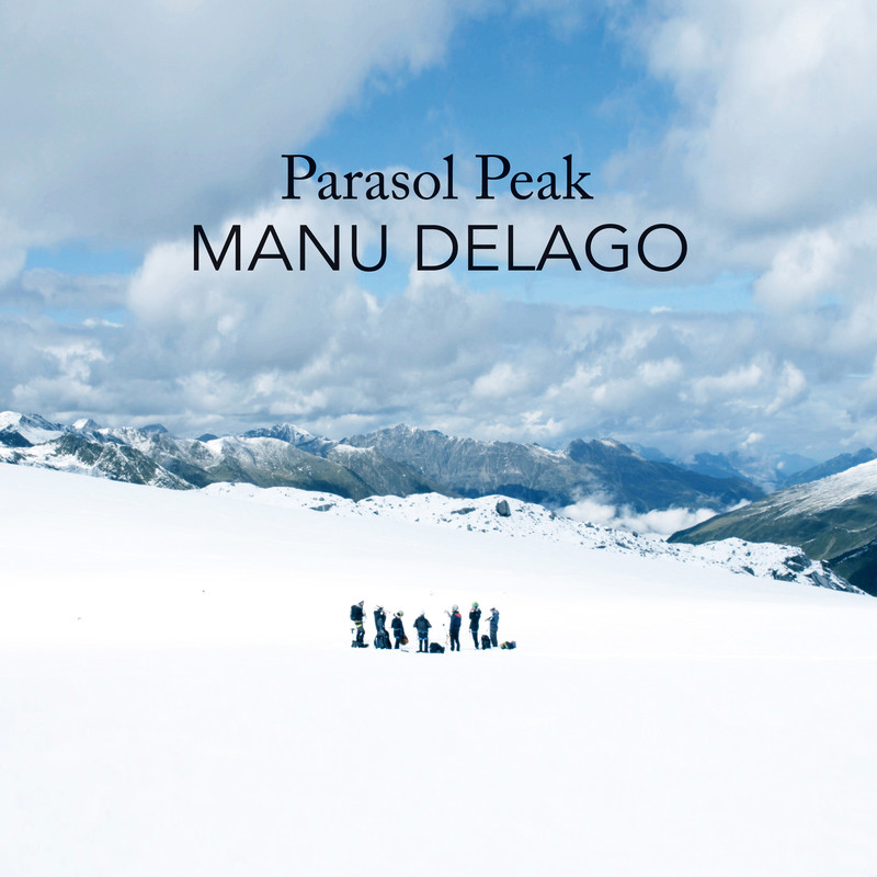 Parasol Peak - Pioneer of the hang (handpan), captivating musician Manu Delago has announced the forthcoming release of a unique and awe-inspiring film, which Delago leads an ensemble of 7 musicians on a mountaineering expedition in The Alps. Along the way, the group perform a collection of brand new compositions in different locations, at varying altitudes.