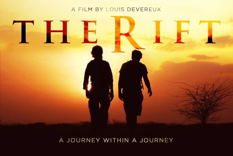 The Rift - The story of Robert Devereux's attempt to become the first man to walk the entire length of the Rift Valley, from Beira in Mozambique to the Red Sea in Djibouti. Spanning 7 months, 6 countries and nearly 6000km, The Rift captures Robert's trek through some of the most extraordinary, breathtaking and barren landscapes in the world.Alongside this physical journey, the film, directed by Robert's son Louis Devereux, develops into an exploration not only of the African environment, but the landscape of the relationship between father and son. Over the course of their travels together Louis questions Robert's motives in pursuing this adventure, as well as his role as father and family member. How much is this walk symptomatic of his lifelong need to keep moving and never settle? Is it, in fact, an attempt to walk off the guilt of the affair he had, that twenty years ago broke up the family unit?