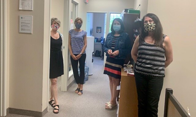 The mask fashion of the GAOT team