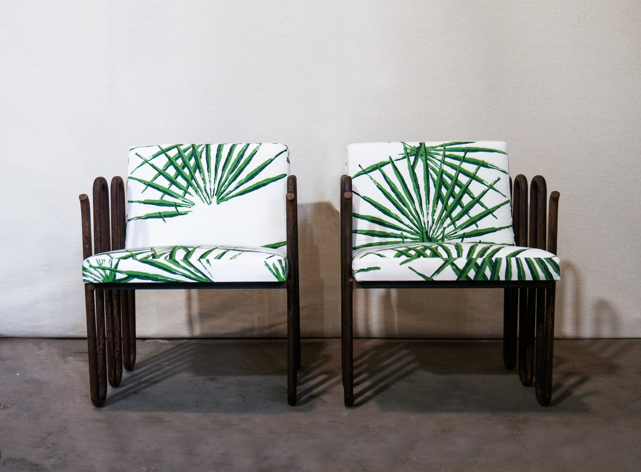 Garfield Club Chairs
