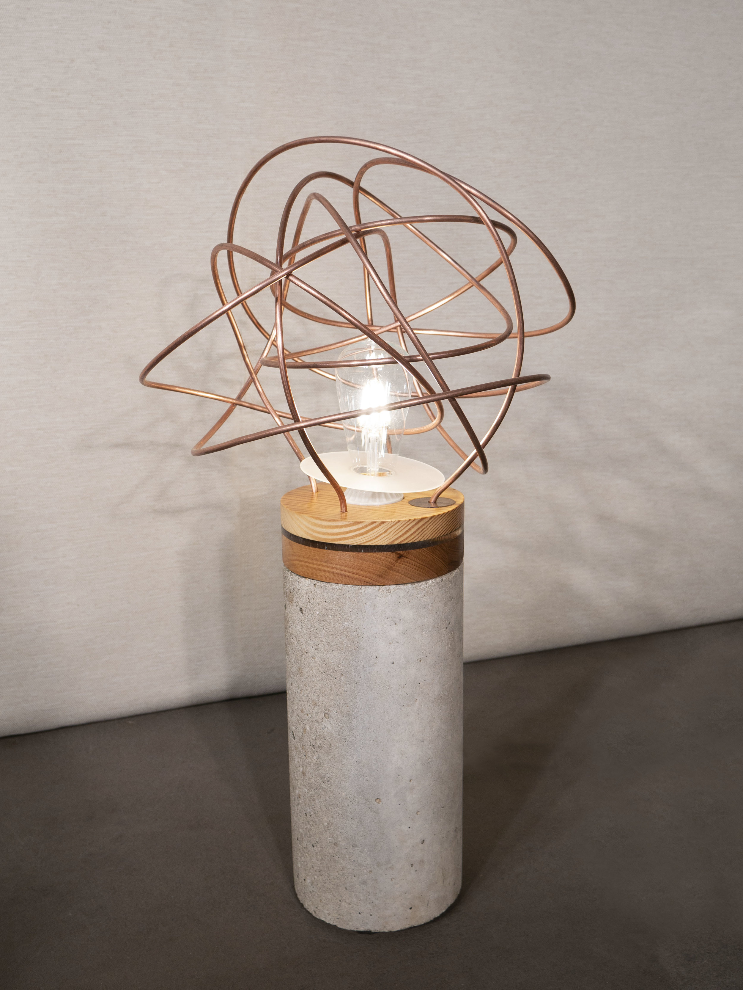 Lamp 4000PSI