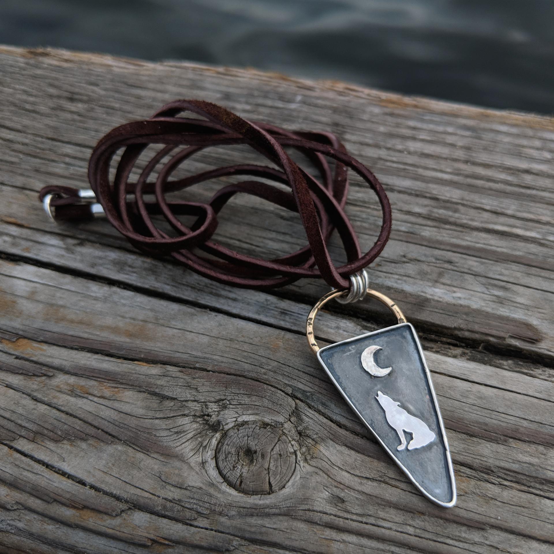 ckj-howling-wolf-pendant-silver-gold-jewelry-handmade-westcoast-vancouver-crescent-moon.jpg