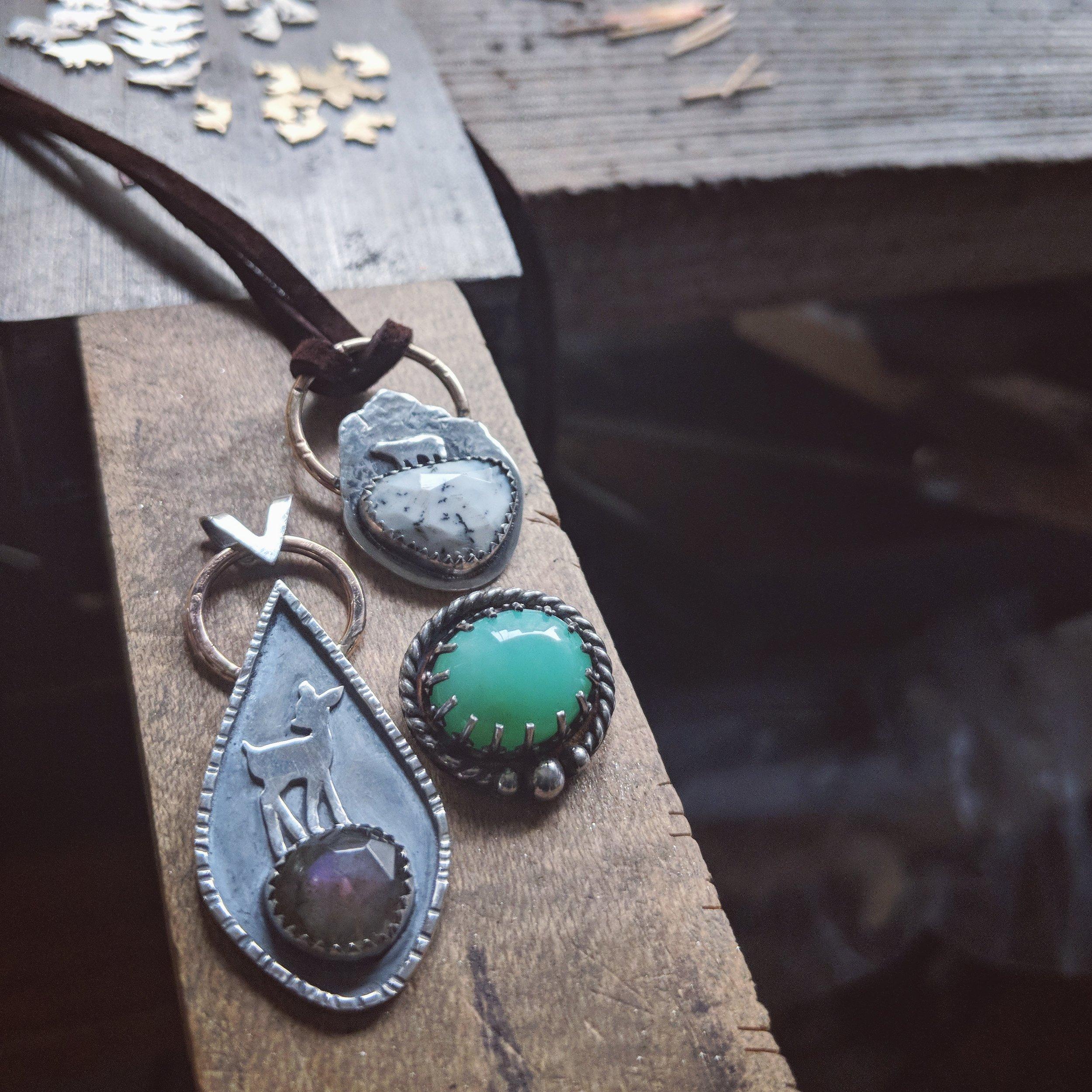 ckj-labradorite-wildlife-westcoast-fawn-chrysoprase-pendant-necklace-silver.jpg