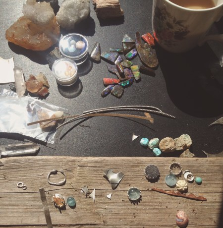 Coastal-Karma-Jewels-messy-jewellers-bench.jpg