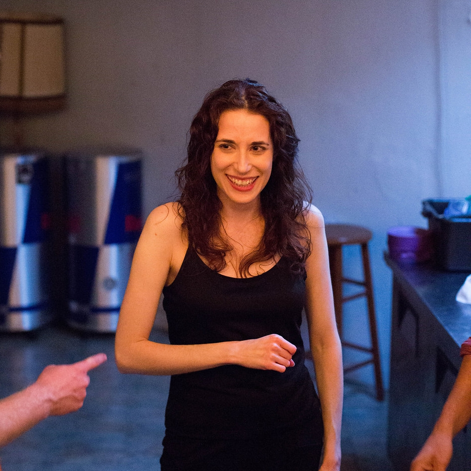 Lauren Flans // Actor, Writer