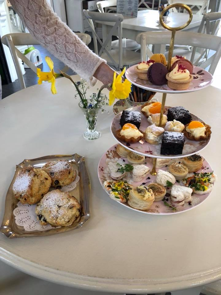 Our Delicious Highteas - As much as they are a joy to make, we are sure they were a highlight of yours too, bring on 2019!