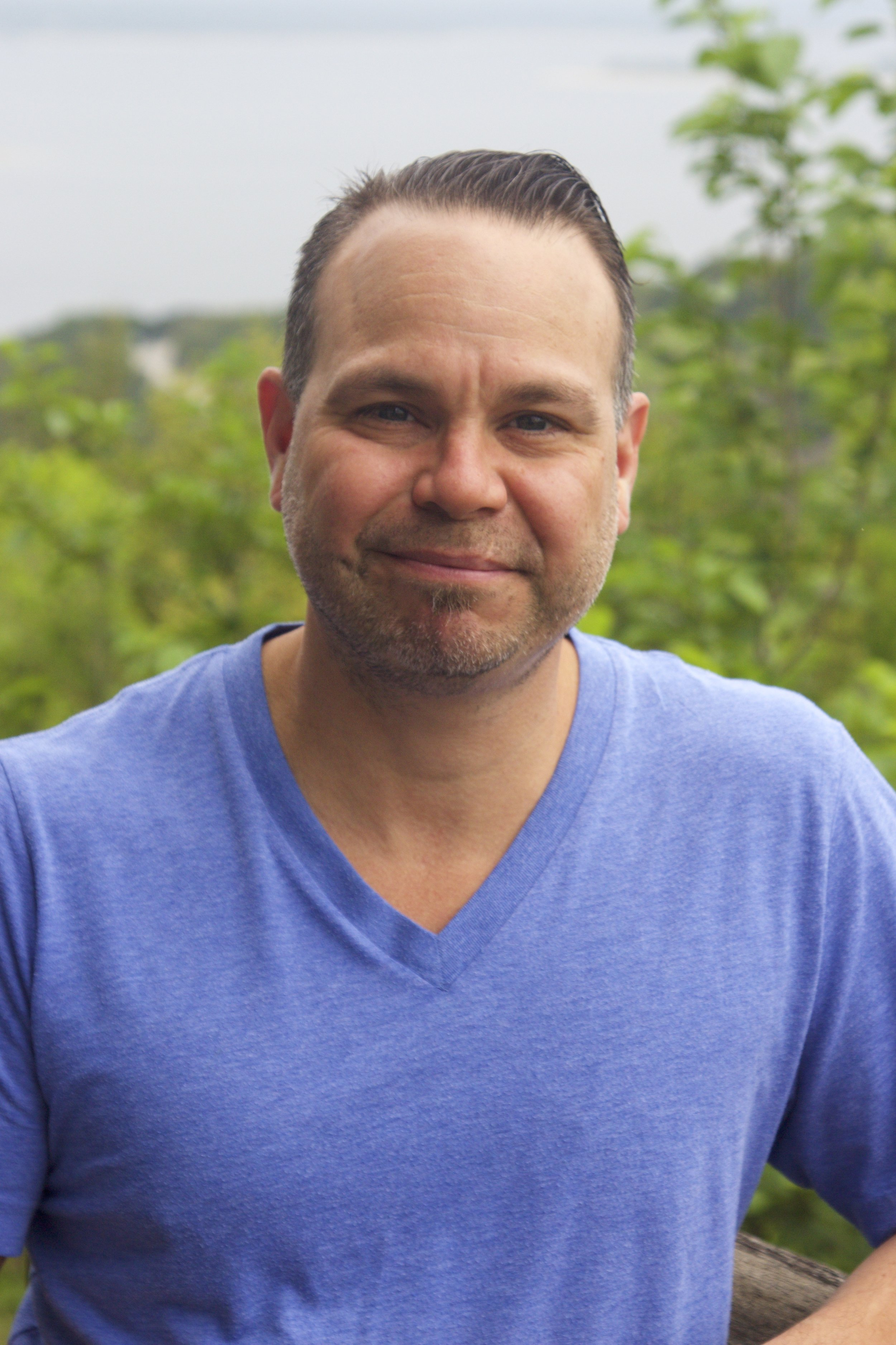 Michael Balli, Facilities Manager