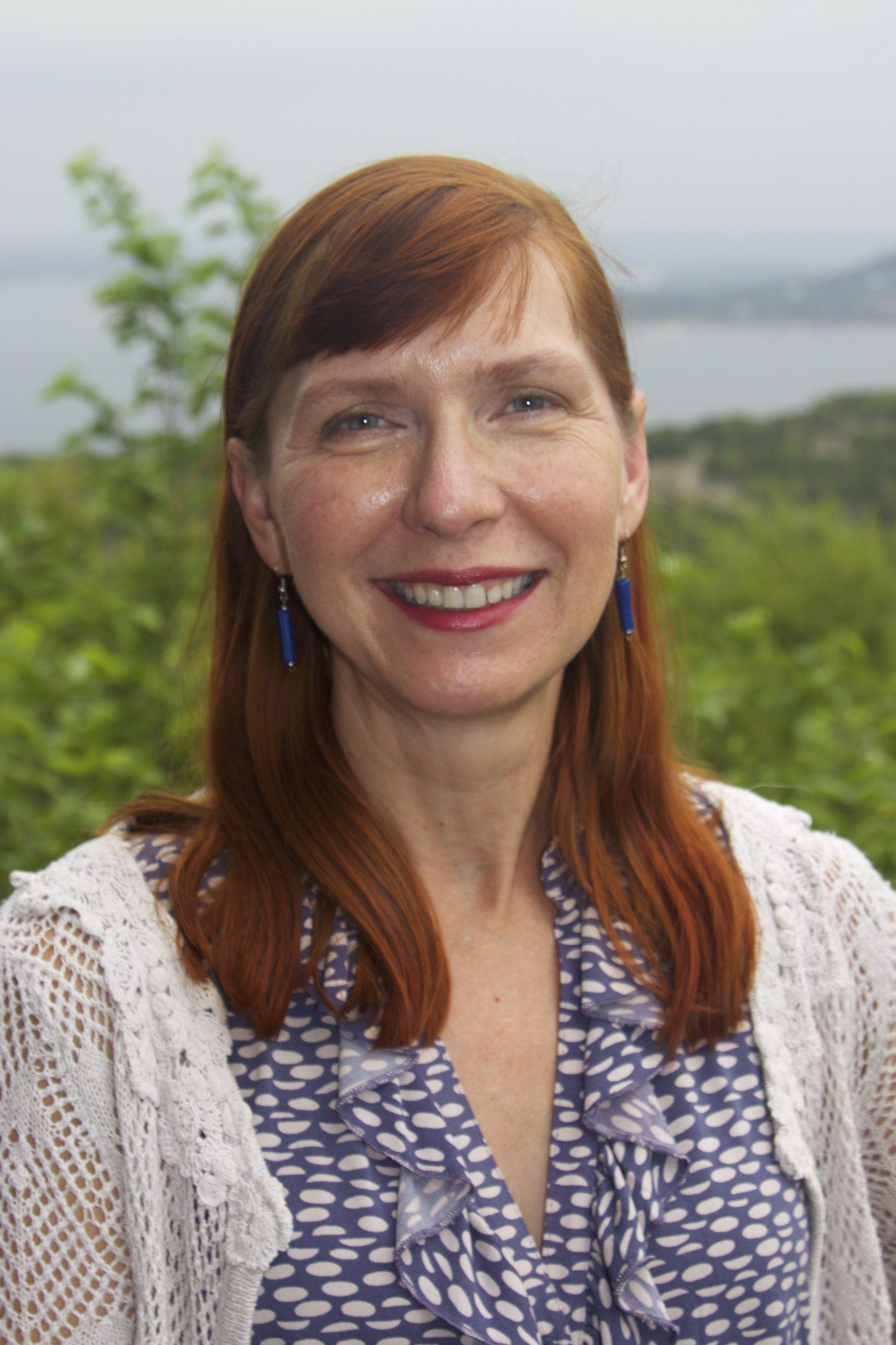 Barbara Frazell, Director of Programs & Media