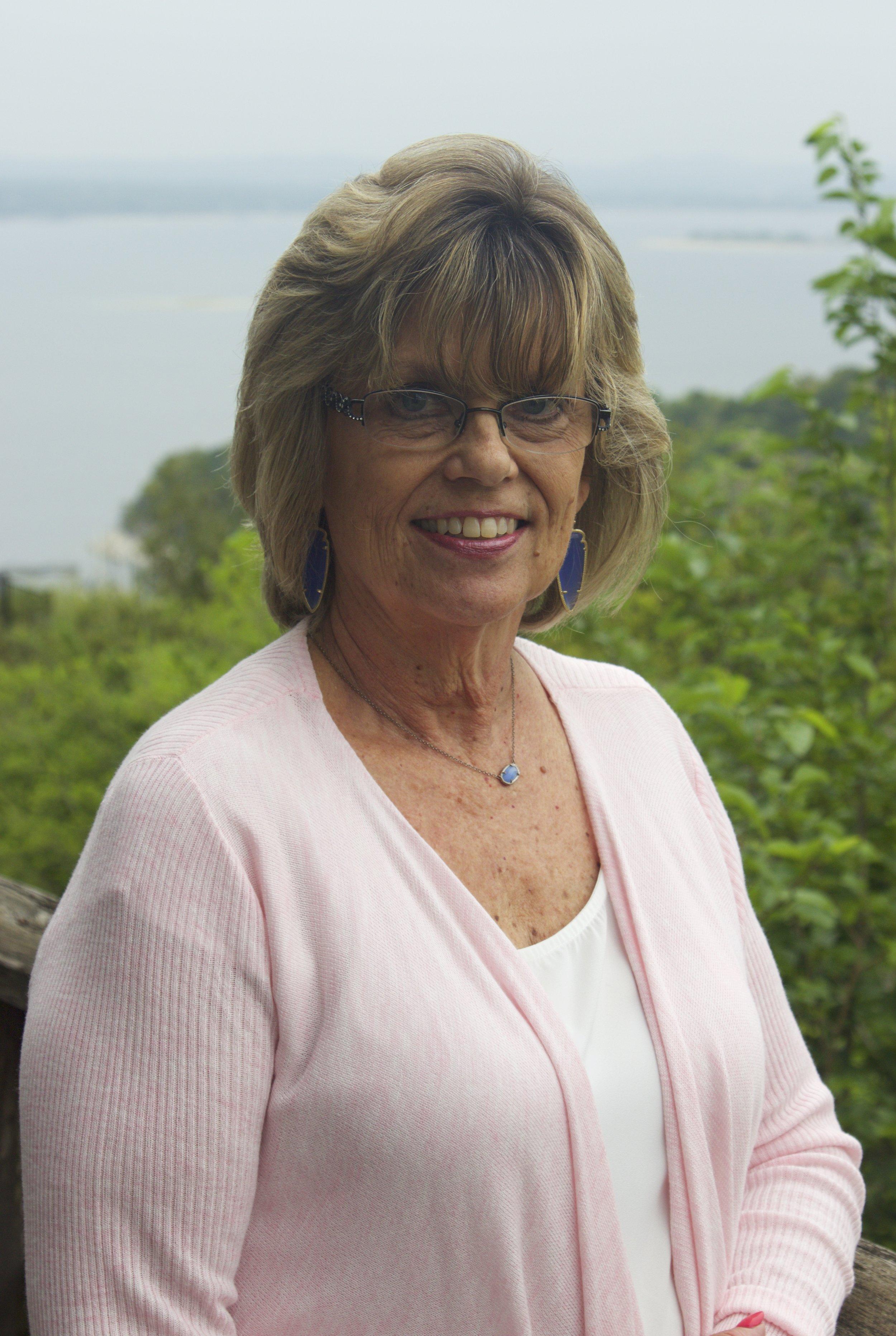 Mary Miner, Parish Secretary