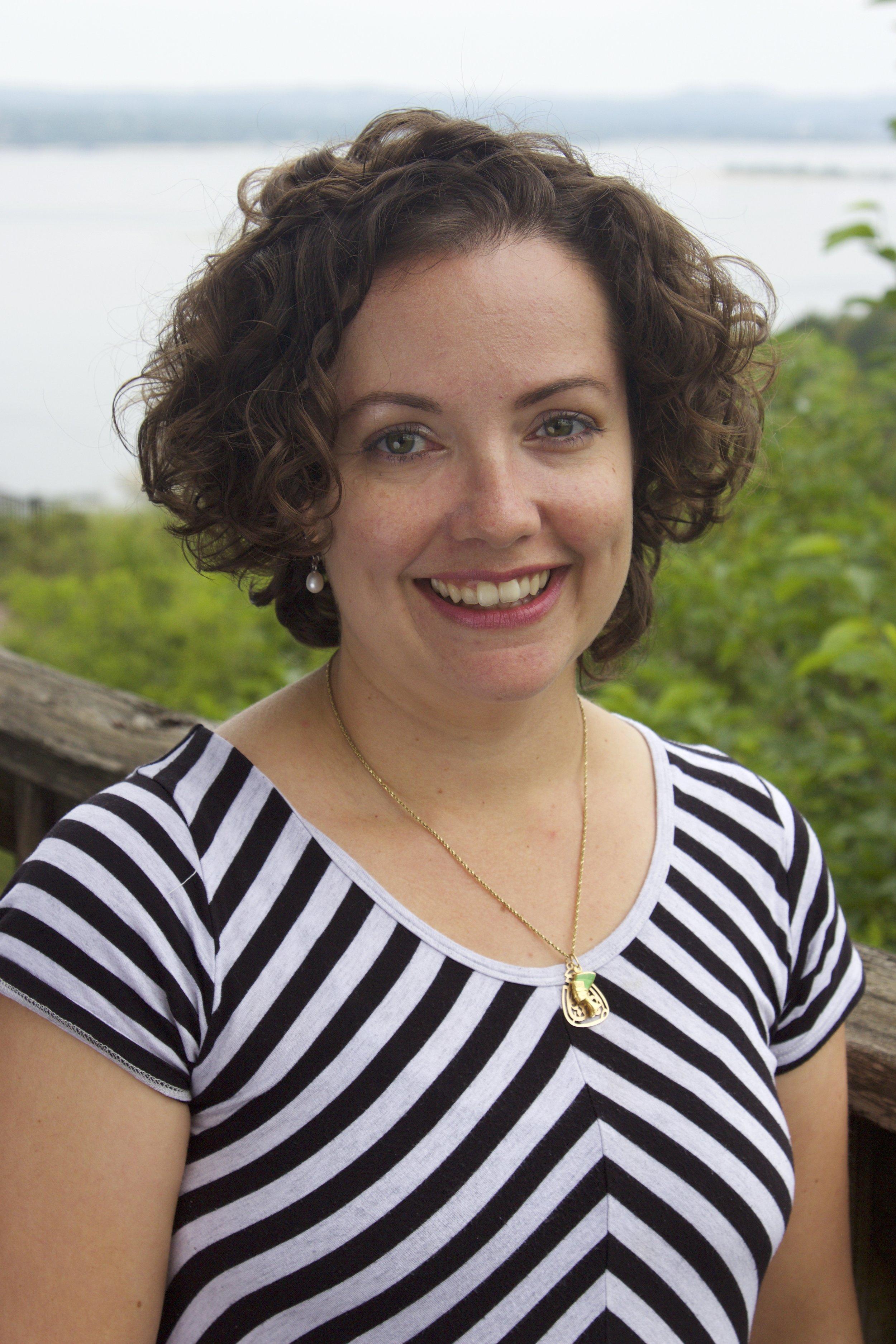 Our Nursery Coordinator,Ayesha Cox -