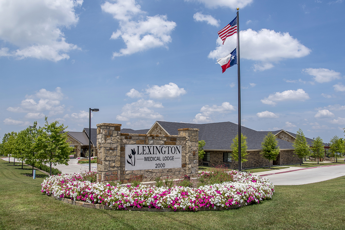 A Quality Nursing Center - Our beautiful facility represents the best that Farmersville has to offer.