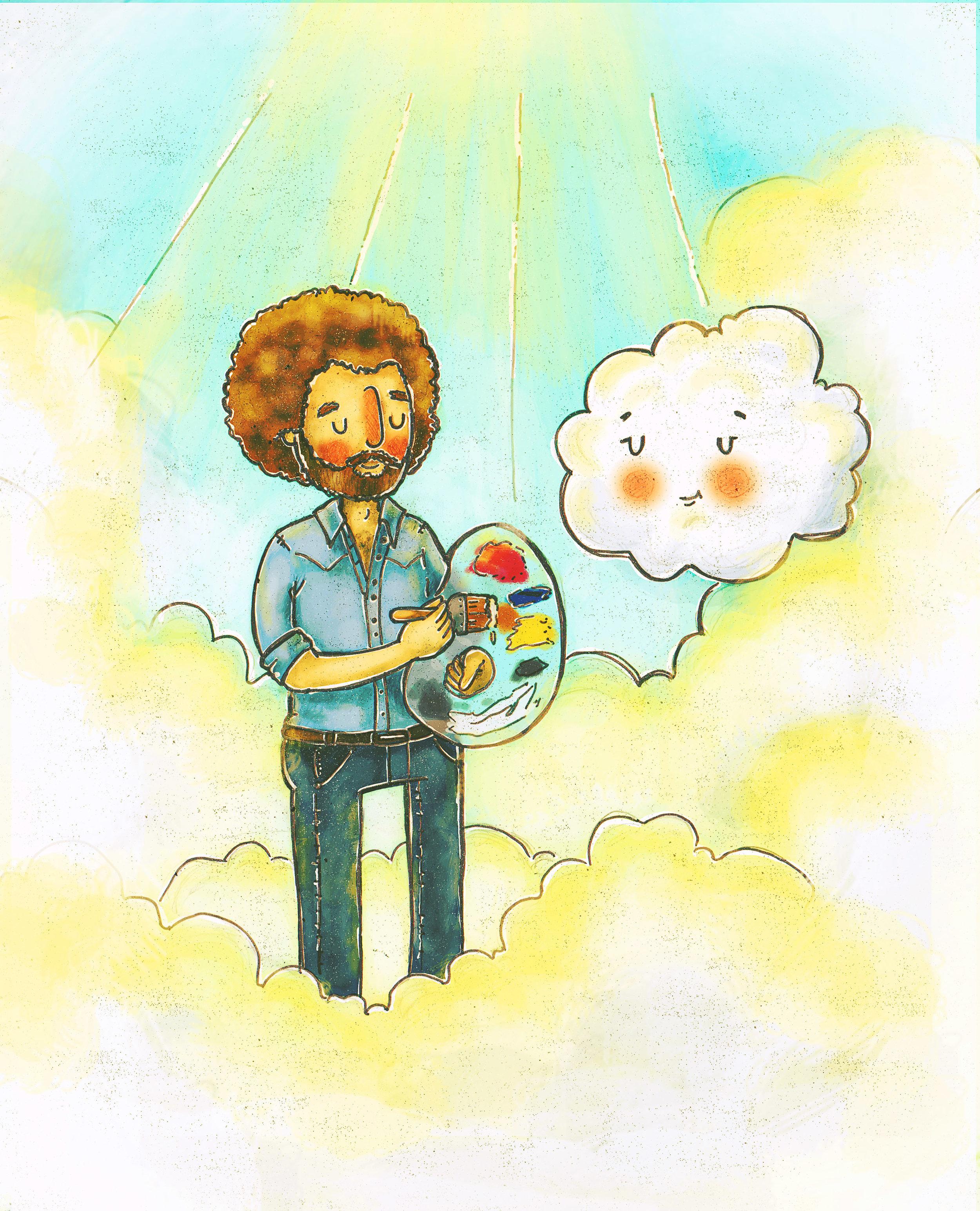 Happy Little Cloud