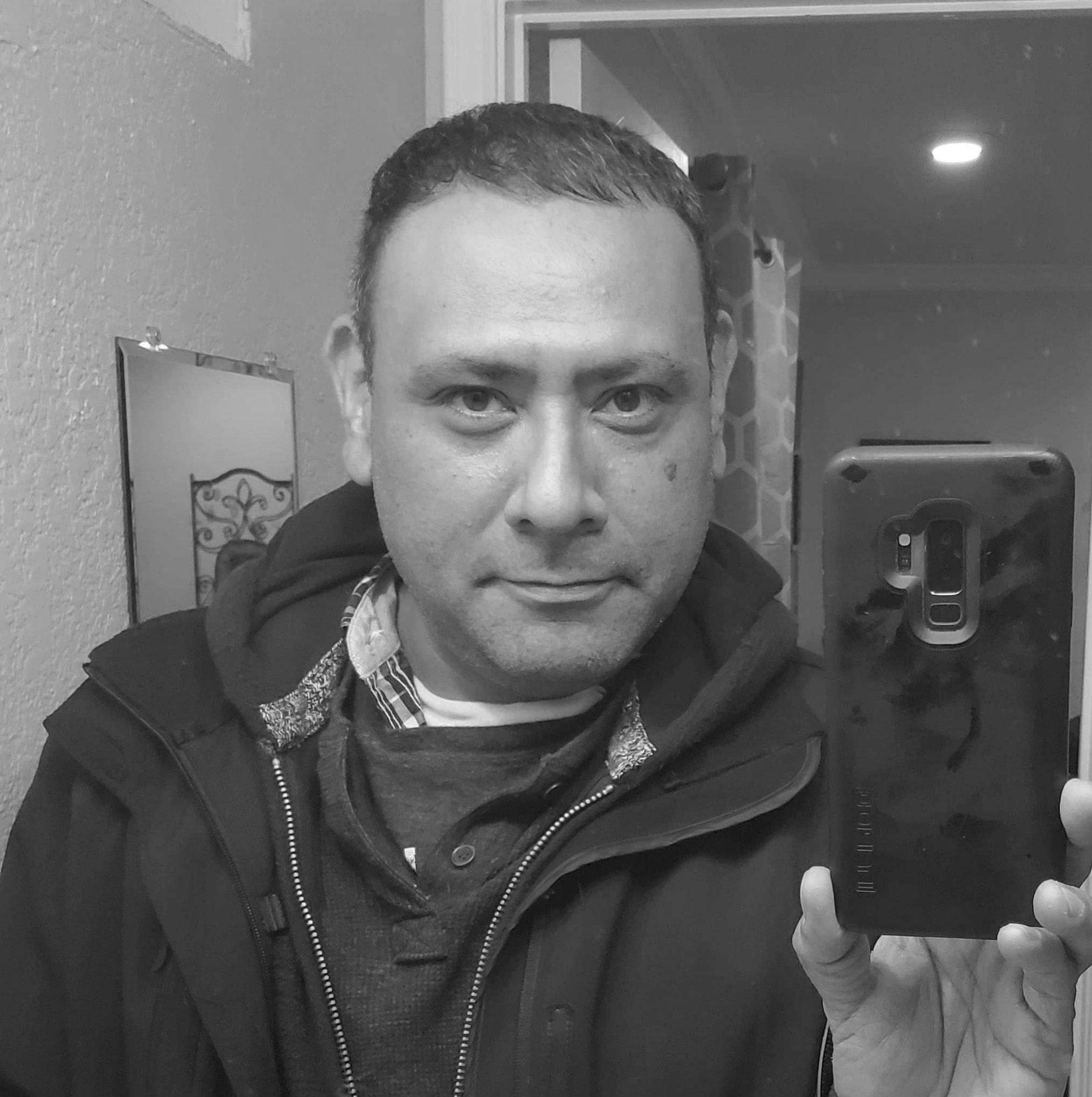 Sergio Cordova of Brownsville, TX