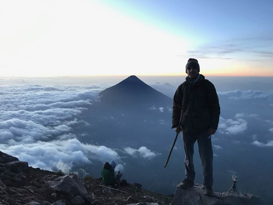 Acatenango Volcano Trip