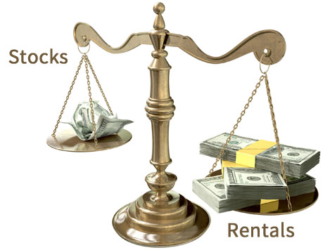 a rental will double your retirement funds in 15 years and will increase your monthly income by 5x. its simple math.