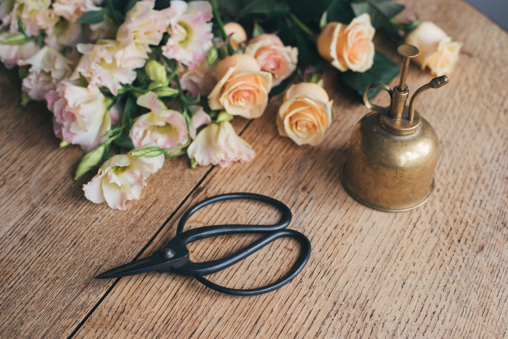 Want to learn how to make your cut flowers last longer? - There's a blog post for you right here.