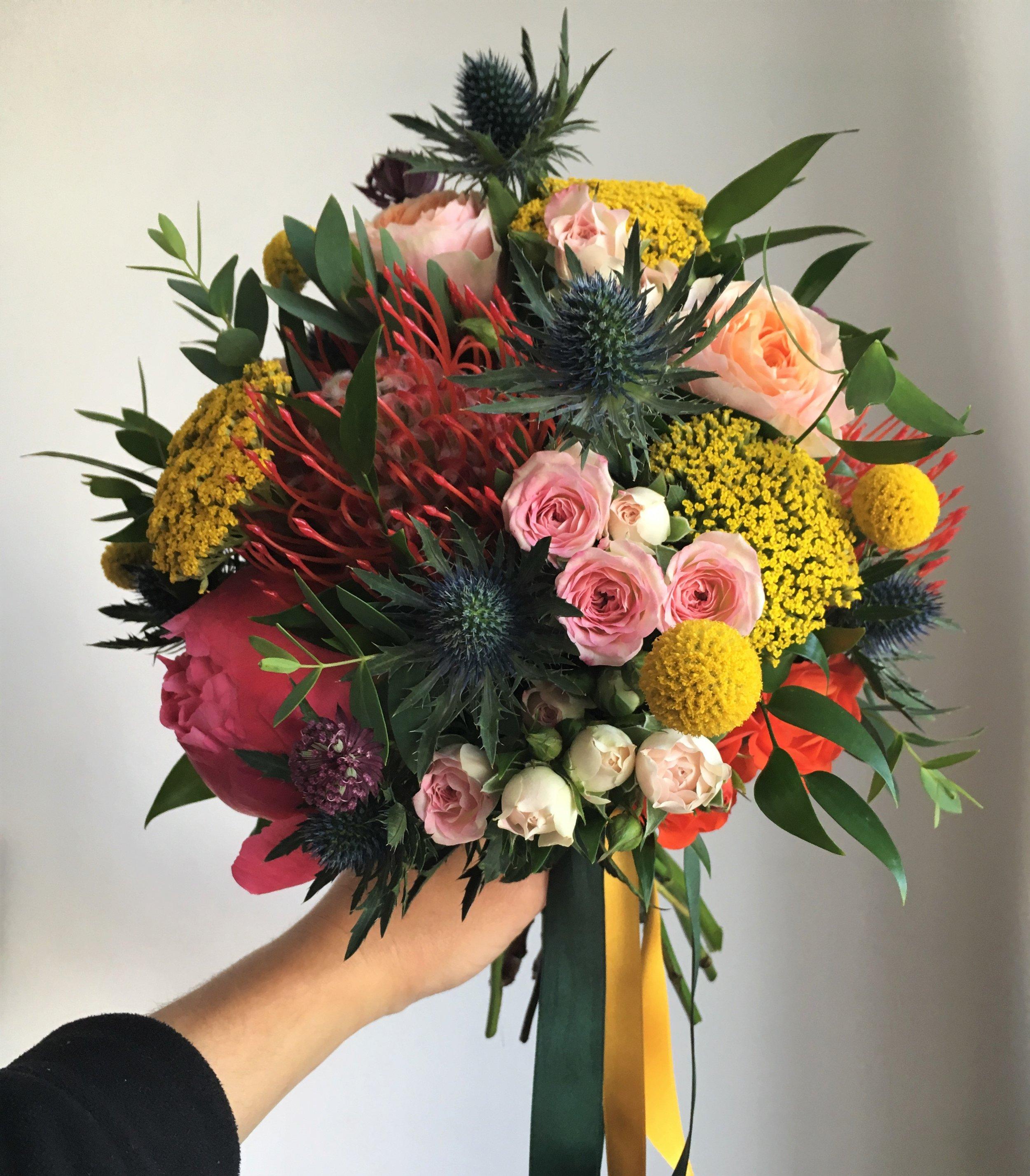 Wedding-Flowers-Brighton-Sussex-Florist-Bridal-Webb-and-Farrer (6).JPG