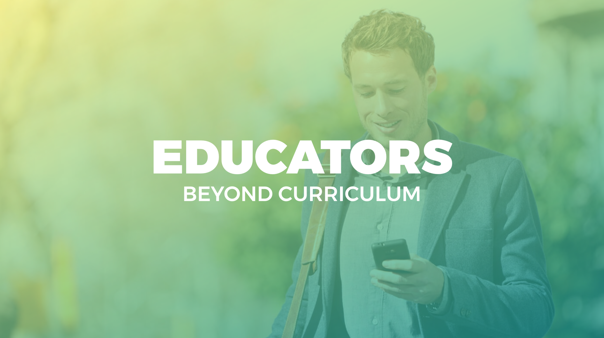 Create playlists. Curated content for problem-based learning scenarios. Expand experiential learning projects.