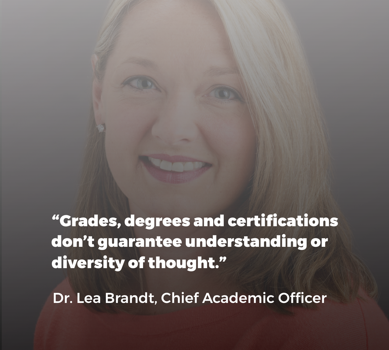 Read Lea's article on how to go beyond the classroom & optimize learning - HERE