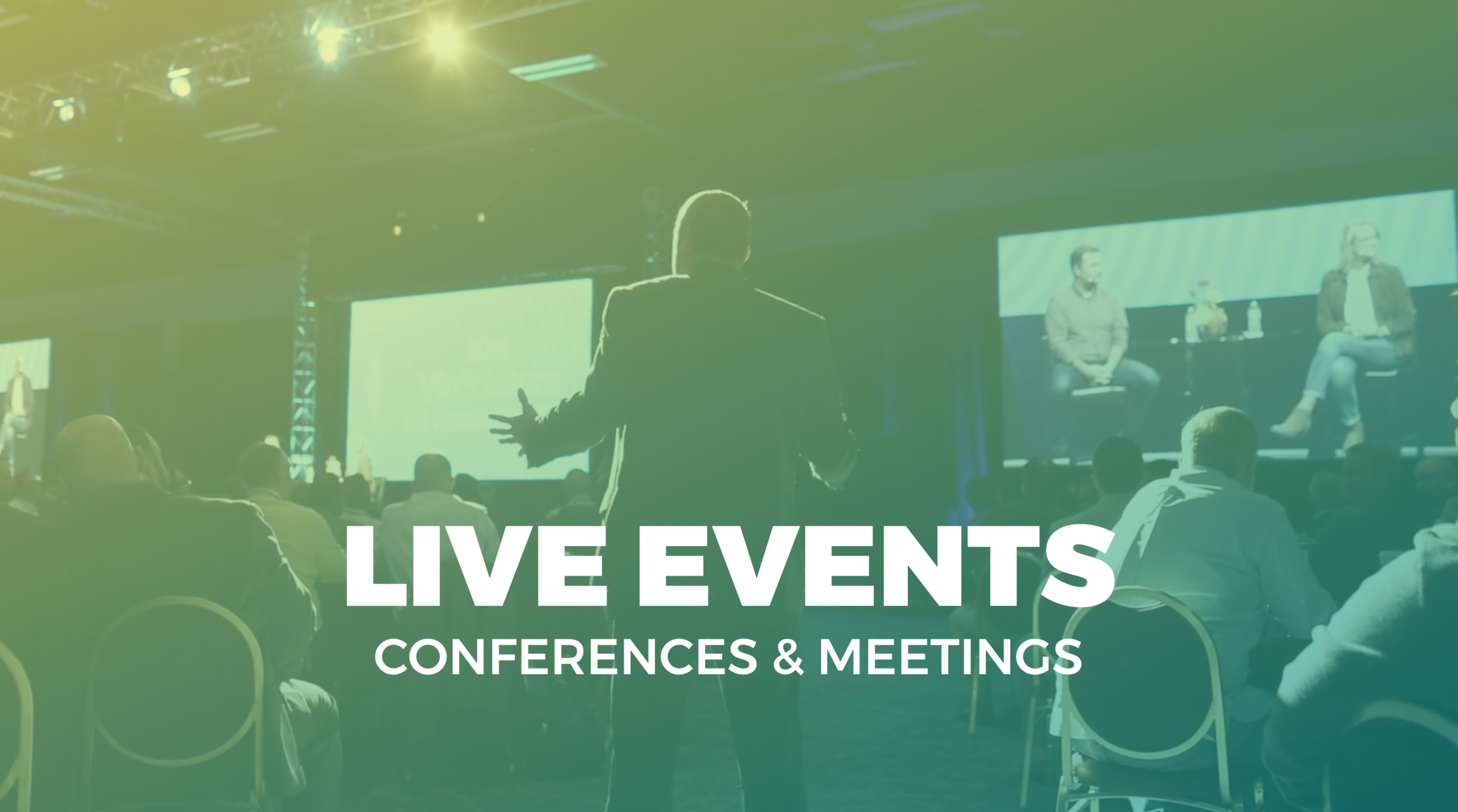 When your an industry leader, people listen. It's your role to be influential and connect. Event services through Enrichly can fully engage your audience like it did for VinSolutions.
