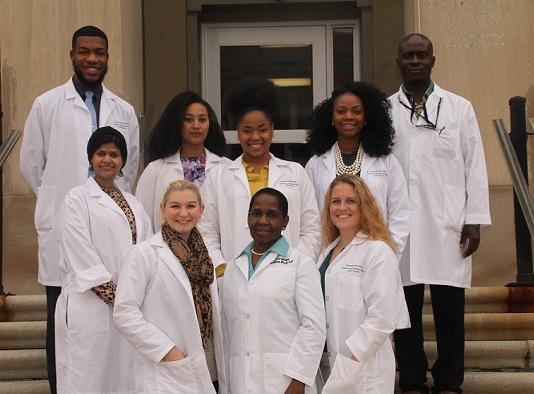 Howard University, Coordinated Program Class of 2016