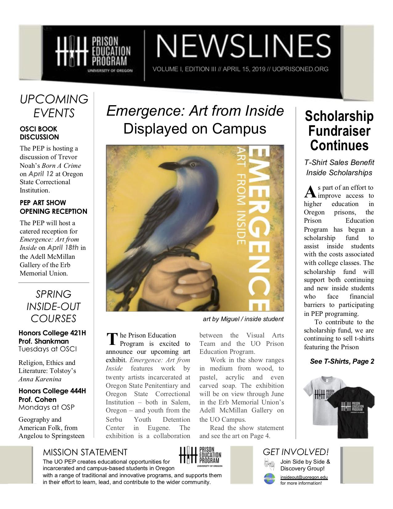 PEP Spring Newsletter (online) April .png
