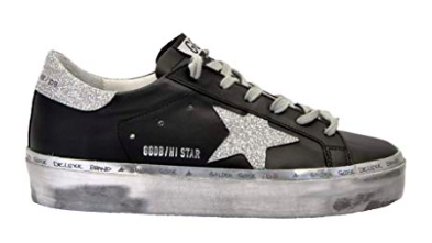 golden goose sneakers - sporty yet chic