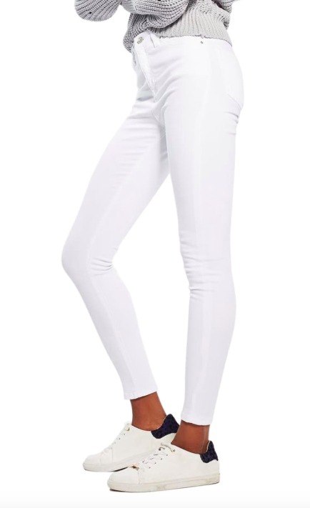 jamie high waist ankle skinny jean - from topshop but more sizes available on nordstrom