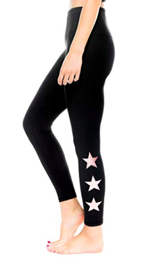 strut this star leggings - true to size