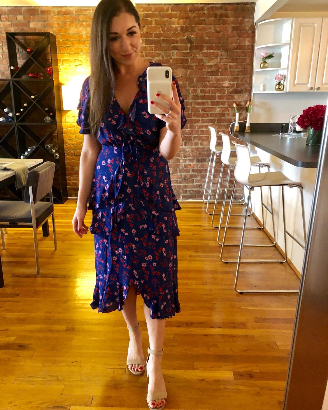 summer wrap dresses -